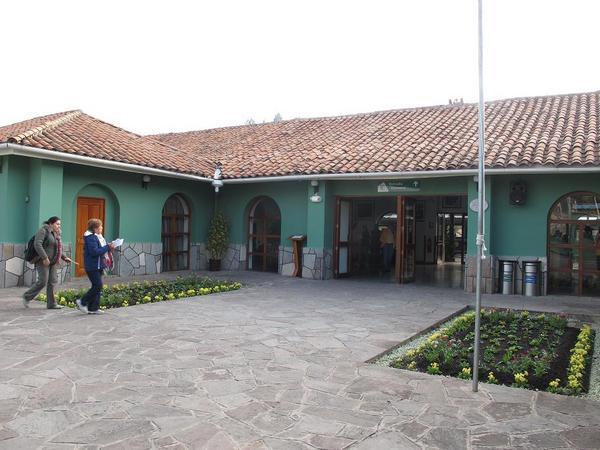 Estacion Poroy