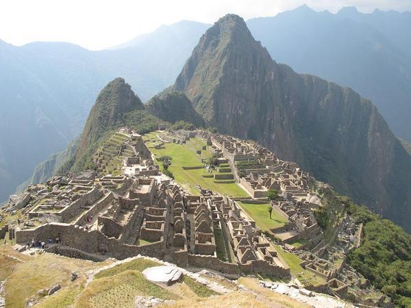 """This is """"Machu Picchu""""!!"""